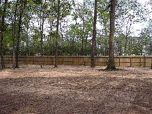 Lot clearing for entire subdivisions, business parks or single-family residential lots